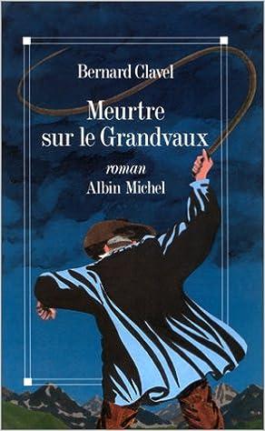 Book Meurtre sur le Grandvaux