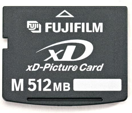 Amazon.com: Fujifilm XD Picture Card de 256 MB, tipo M ...