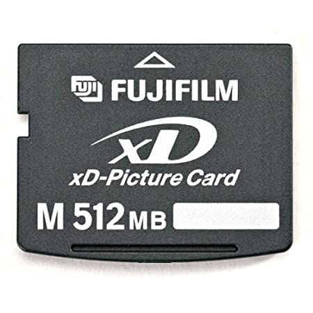 Fujifilm 600002308 xD-Picture Card M 512 MB