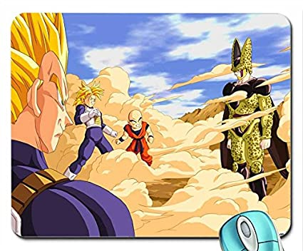 Anime Vegeta Cell Trunks Dragon Ball Z Nostal 1575 X 1181