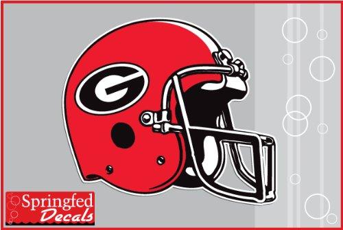 - Georgia Bulldogs FOOTBALL HELMET 12