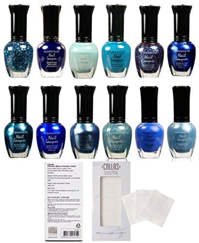 kleancolor nail polish remover - 2