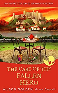 The Case Of The Fallen Hero by Alison Golden ebook deal