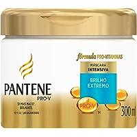 Máscara De Tratamento Pantene Brilho Extremo 300Ml, Pantene