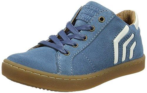 Bisgaard Schnürschuhe, Zapatillas Unisex Niños Blau (Blue)