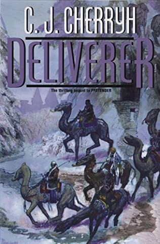 book cover of Deliverer
