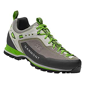 Garmont Dragontail MNT Hiking Shoes - Men's Anthracite/Light Grey 8