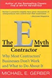 The E-myth Contractor, Michael E. Gerber, 0066214688