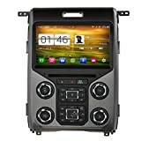 Witson Quad Core 16GB Android 4.4.4 for 2013 Ford F150 Car DVD GPS Navigation 3zone POP 3g/wifi/20 Disc Cdc/dvd Recording/phonebook/game For Sale