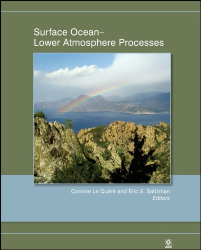 Surface Ocean: Lower Atmosphere Processes (Geophysical Monograph Series Book 187) (Cloud Of Dust And Gas In Space)
