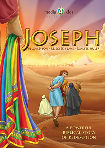 Animated Ruler - Joseph: Beloved Son, Rejected Slave, Exalted Ruler