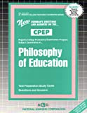 Philosophy of Education, Rudman, Jack, 0837354323