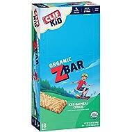 CLIF KID ZBAR - Organic Energy Bar - Iced Oatmeal Cookie...
