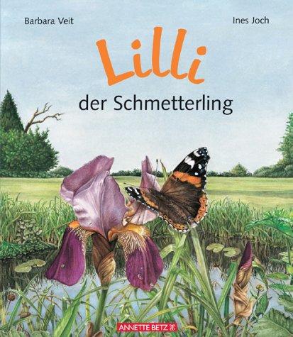 Lilli, der Schmetterling