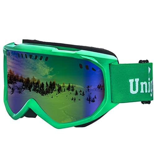 Unigear Ski Goggles, Anti-Fog Snow Snowboard OTG Goggles, used for sale  Delivered anywhere in USA