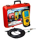 UEi Test Instruments C125 Combustion Analyzer with Draft