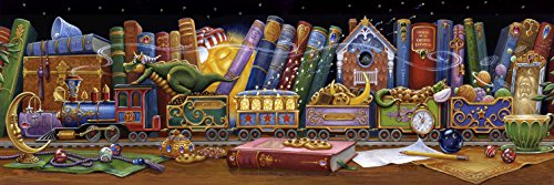 Piece Panoramic Puzzle - Train of Dreams Panoramic Jigsaw Puzzle 1000 Piece