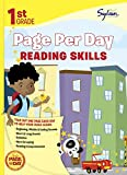 1st Grade Page Per Day: Reading Skills (Sylvan Page Per Day Series, Language Arts)