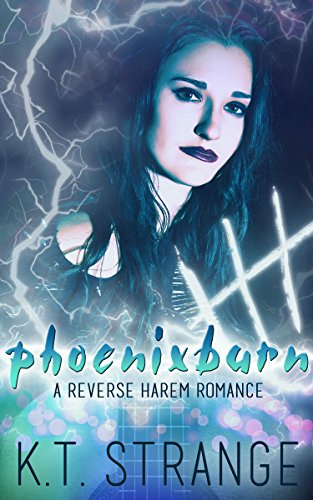 Phoenixburn: A Reverse Harem Romance (The Rogue Witch Book 3) cover