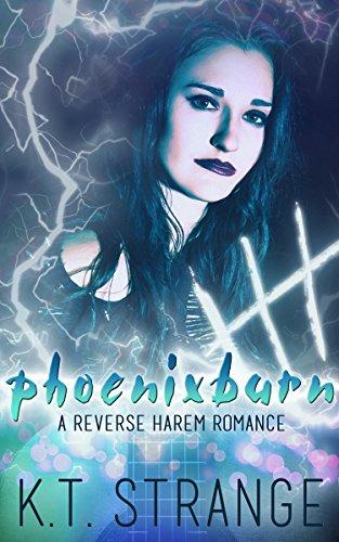 Phoenixburn: A Reverse Harem Romance (The Rogue Witch Book 3) cover
