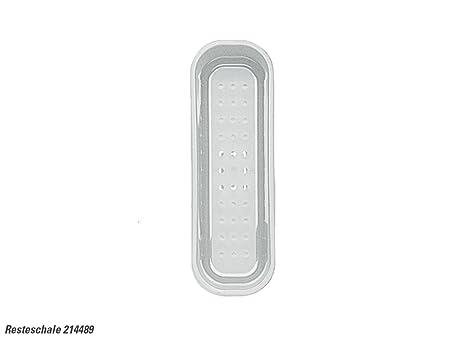 Blanco 214 489 Colander Kitchen Sink Strainer Bowl White Plastic ...