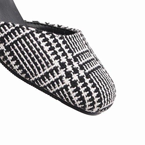 Scarpe Donna nero MissSaSa 1 Elegante X8nawx