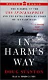 img - for In Harm's Way book / textbook / text book