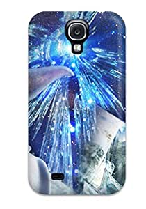 Durable Protector Case Cover With Soul Calibur Fantasy Warrior Game Anime Hot Design For Galaxy S4