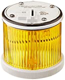 Edwards Signaling 270SY12240AD 200 Class Stacklight with Incandescent/LED Bulb Module, 70mm