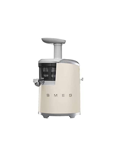 SMEG 1 Slow Juicer, Cream