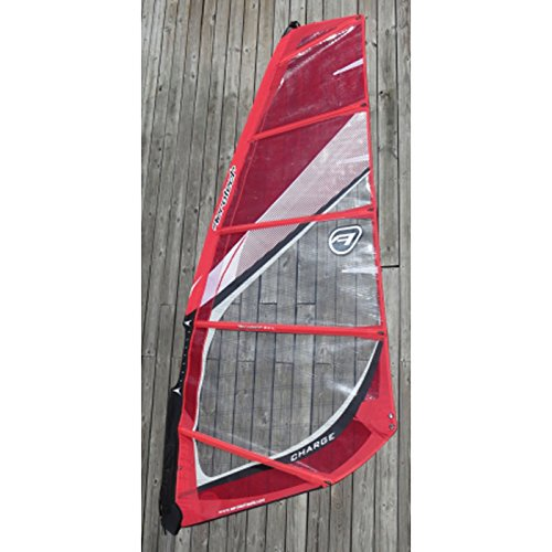 Aerotech Sails 2009 Charge 4.75 Red Windsurfing Sail