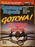 Consumer Reports June 1991 - Gotcha! The Traps in Long Term Care Insurance/ Summer Ratings Reports: Air Conditioners, Sunscreens, Mulching Mowers, Clipper/shredders, Potato Chips