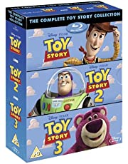 The Complete Toy Story Collection