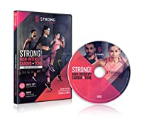 STRONG by Zumba High Intensity Cardio & Tone 60 min Workout DVD featuring Michelle Lewin by Zumba Fitness LLC