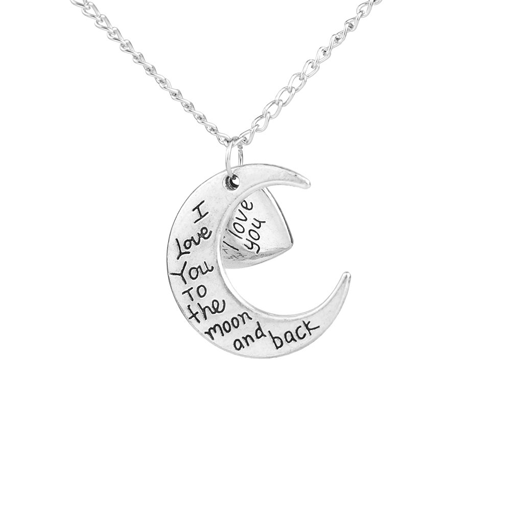 CAETLE Moon Love Pendant $1.99...
