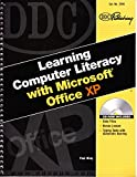 Learning Computer Literacy with Microsoft Office XP, DDC Publishing Staff, 1585772119