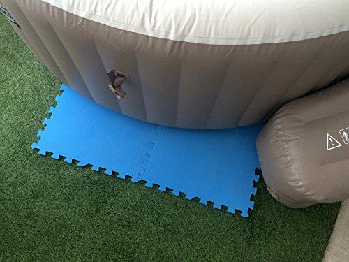 Tappeto tappetino materassino base protezione sottofondo piscina