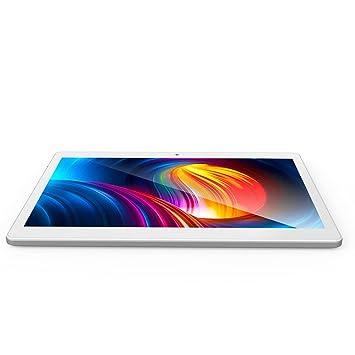 Qalabka Tableta 4G LTE Tarjeta SIM Dual Phablet Teléfono MTK ...