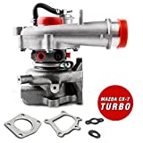 New Genuine Turbo Exact Fit Turbocharger for Mazda CX7 CX-7 2007-2012, AUTOSAVER88 2.3L Engine Fit for K04 K0422-582 L33L13700B 53047109904 USA,1 Year Warranty