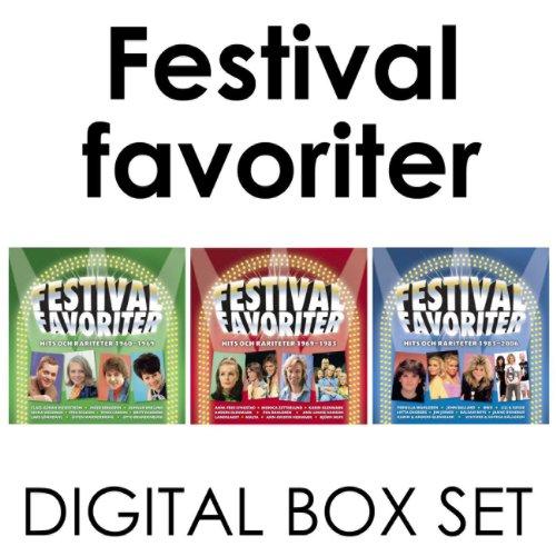 Festivalfavoriter x 3