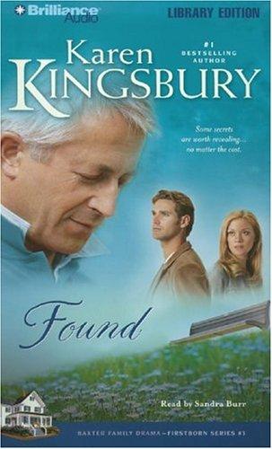Download Found (Firstborn Series-Baxter 2, Book 3) pdf epub