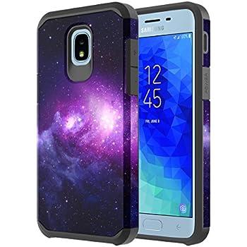 Amazon.com: PBRO Galaxy J3 Orbit Case,Cute Universe ...