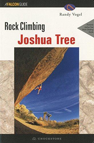 Rock Climbing Joshua Tree, 2nd (Regional Rock Climbing Series) (Best Climbs In Joshua Tree)