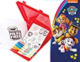 Crayola Paw Patrol Coloring Book Travel Coloring Kit