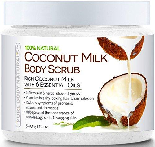 Pure Body Naturals Coconut Vitamin