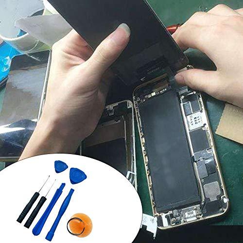 JIUY 7 en 1 Destornillador Torx Juego de Herramientas de reparaci/ón de port/átiles Kit de Herramientas Multiusos de Mano para tel/éfonos m/óviles Seguir Este Tablet PC Random