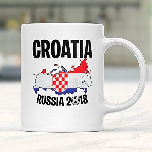 Croatia flag- Croatia football team - world cup 2018 MUG - Coffee Mug, Tea Mug, Cute Mug - Gift, cute gift, Souvenir, 11oz, 15oz