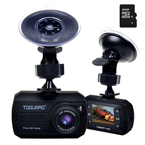 toguard mini fhd 1080p dash camera car dvr recorder g sensor motion detection loop recording. Black Bedroom Furniture Sets. Home Design Ideas