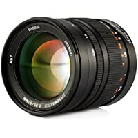 Zhongyi Mitakon Speedmaster 50mm f/0.95 Sony E Mount Full Frame