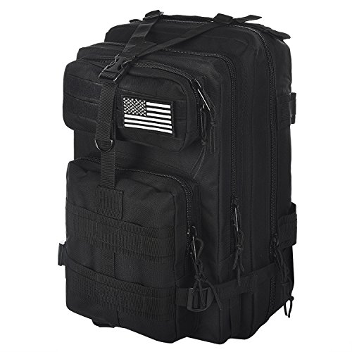 CVLIFE Military Tactical Backpacks Assault Army...
